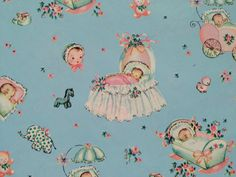 879 Best Vintage Wrapping Paper Images On Pinterest Gift Wrapping