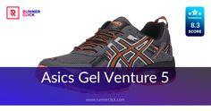 Asics Gel Venture 5 Review Running Shoe Brands, Running Shoe Reviews, Asics Running Shoes, Best Running Shoes, Running Tips, Trail Running Shoes, Asics Gel Venture, All In One, Pairs
