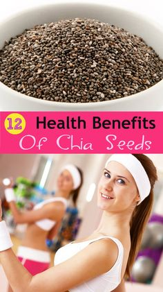 12 Health Benefits of Chia Seeds