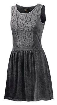 Mogul Jerseykleid Damen anthrazit im Online Shop von SportScheck kaufen