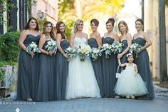 Jenny Yoo Annabelle bridesmaid dresses