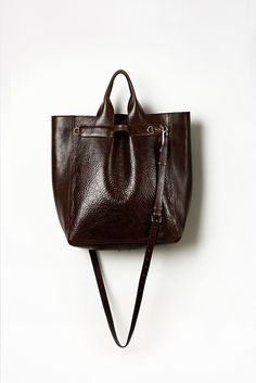Style.com Accessories Index : fall 2012 : 3.1 Phillip Lim | brown tote
