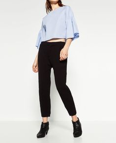 BAGGY JOGGING TROUSERS-COLLECTION-WOMAN-SALE | ZARA United States