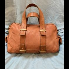 Fossil purse Gorgeous Fossil Buckle Shoulder Purse Fossil Bags Shoulder Bags