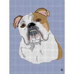 89 Besten Bulldog Crochet Bilder Auf Pinterest Embroidery Patterns