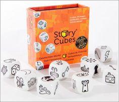 Story Cubes, juego para desarrollar el #lenguaje