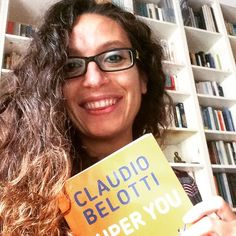 Grazie @claudiobelotti del bellissimo pensiero e della super dedica!  Non vedo l'ora di iniziare a leggerlo!!!  #claudiobelotti #superyou #extraordinary #instabook #coaching #instacoaching #natasciapane