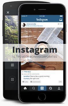 Wie denkt dat alleen grote automerken, trendy restaurants en popsterren iets op Instagram te zoeken hebben, heeft het mis. Ook voor woningcorporaties liggen er kansen. In deze #wwWakeup van Zig Websoftware: 10 concrete tips om aan de slag te gaan!