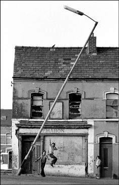 Ian Berry - Belfast, Northern Ireland (1981)