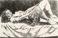 Paula Rego, Abortion Series Set of 8 Etchings Untitled IV Art Gallery, Paula Rego Art, Printmaking, Female Art Painting, Drawings, Beautiful Fantasy Art, Painting, Figure Drawing, Ancient Art