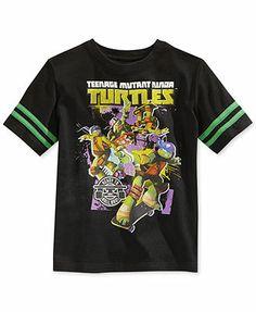 Epic Threads Little Boys' Skater Ninja Turtles Tee