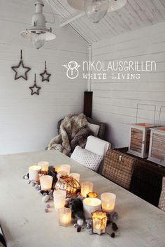 White Living: Nikolausgrillen