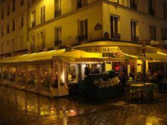 Cafe du Marche, Paris