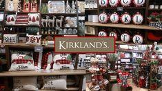 KIRKLANDS CHRISTMAS DECOR 2019 / SHOP WITH ME Kirklands Christmas, Home Instead, Natal Diy, Metal Tree, Gnome Garden, Christmas Decorations, Holiday Decor, Back Gardens, Tree Wall
