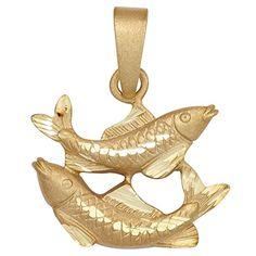 Charmed, Symbols, Art, Diamond, Pisces Star Sign, Mens Jewellery, Stars, Yellow, Gifts