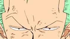 """""""Does that bandana make you stronger or something?"""" """"Idk..maybe"""" FUCK YEA IT DOES ZORO"""