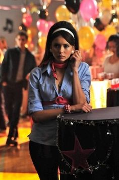 The Vampire Diaries Season 1 Episode (Unpleasantville)