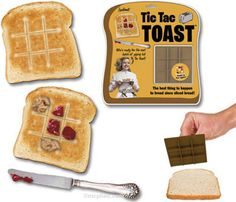 A New Kind Of Food Stamp: Tic Tac Toast