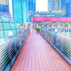 The world is full of alluring, flashy and thrilling experiences, which are illusionary traps; they are paths to nowhere. -Bryant McGill fronting MBS #Singapore #MarinaBaySands