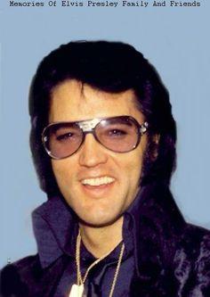 Elvis, great smile!