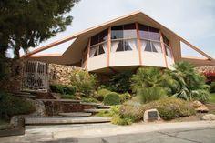 Elvis Presley's Honeymoon Hideaway  Palms Springs,Ca