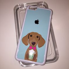 Dachshund iPhone 6 Plus case, from Etsy Dachshund iPhone 6 Plus case, from Etsy Accessories Phone Cases
