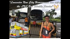 LANCASTER NEW CITY - HOMEOWNERS CAN ENJOY THE LNC BUS SHUTTLE SERVICE Transport Hub, Jeepney, Tagaytay, Bus Station, New City, Lancaster