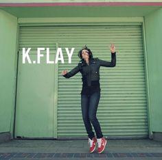 """K. Flay; """"K. Flay EP"""""""