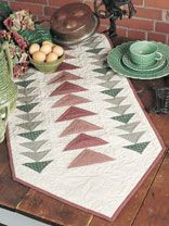 Wild Goose Chase free quilt pattern
