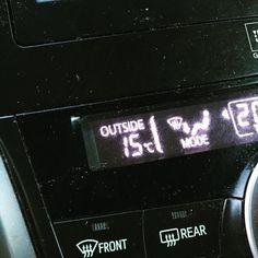 Ikke akkurat temperatur for utepils