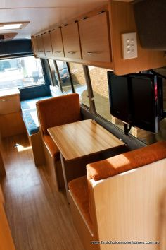 955f827eff8cfc First Choice Motorhome conversions offer custom built and off-plan converted  buses into quality motorhomes.