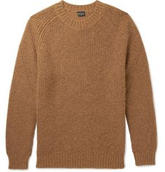 PS by Paul Smith Ribbed-Knit Sweater | MR PORTER