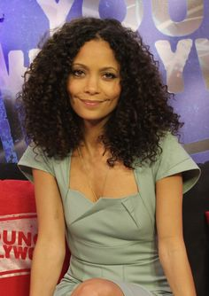 Thandie Newton has the best hair ever!