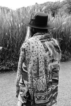 Saint Laurent by Hedi Slimane, psych rock collection xiii lookbook.