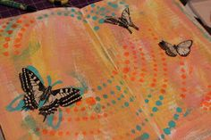 Northern Lights Crafts - Illuminations: Art Journal - Are We There Yet?