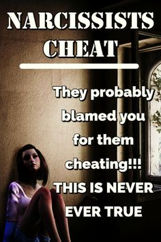 Narcissists Cheat -