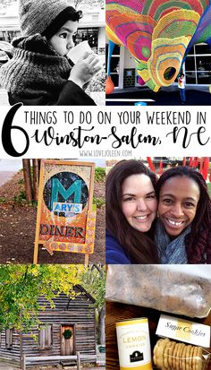 Love, Joleen: 6 Things to Do on Your Weekend in Winston-Salem, North Carolina
