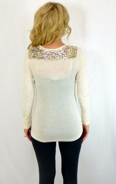 Sequin Back Top so soft and Comfy and we got them just for BLACK FRIDAY!! DONT MISS IT