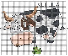 Especie Animal, New Years Party, Cross Stitch, Sewing, Handmade, Image, Winter, Google, Animales