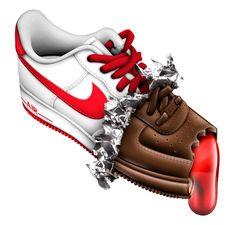 Nike Air Max & AF1