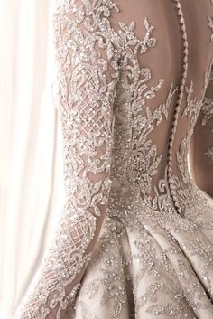 White wedding dress. Brides dream of having the ideal wedding, however for this they need the perfect bridal wear, with the bridesmaid's dresses actually complimenting the brides-to-be dress. Here are a variety of tips on wedding dresses.