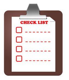 Preppers List : 10 Things To Do Now! Great, easy list to get started on Food Storage & Basic Preparedness. Vacation Checklist, Camping Checklist, Babysitter Checklist, Event Checklist, Dorm Checklist, Safety Checklist, Checklist Template, Cleaning Checklist, Safety Tips