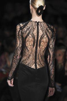 Monique Lhuillier Haute Couture Fall 2013