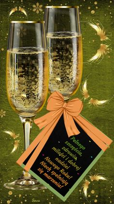 New Year Post, Special Day, Happy New Year, Alcoholic Drinks, Table Decorations, Champagne, Tableware, Glass, Christmas