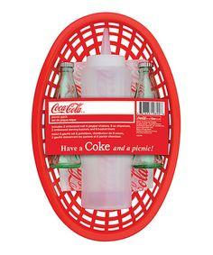 Another great find on #zulily! Coca-Cola Picnic Set by Coca-Cola  #zulilyfinds