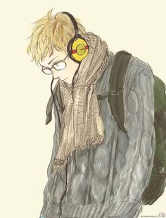 He looks like Tsukki. Is he Tsukki?