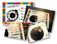 Cognito...presto : plateau de jeux et cartes dans toutes les matières - La classe de Mallory