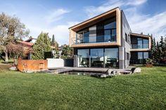 Finde ausgefallene Häuser Designs: Mehrgenerationenhaus. Entdecke die schönsten Bilder zur Inspiration für die Gestaltung deines Traumhauses.