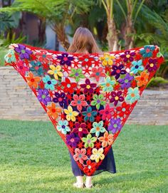 Hawaiian Flowers Crochet Pattern Free Tutorial And Video