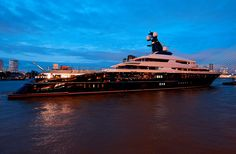 Oceanco - Yachts for Visionary Owners - EQUANIMITY
